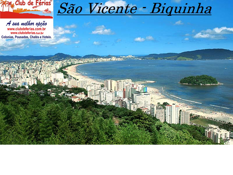 São Vincente - Biquinha