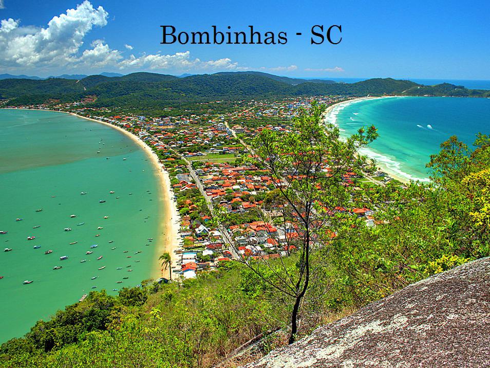 Praia do Canto Grande - Bombinhas