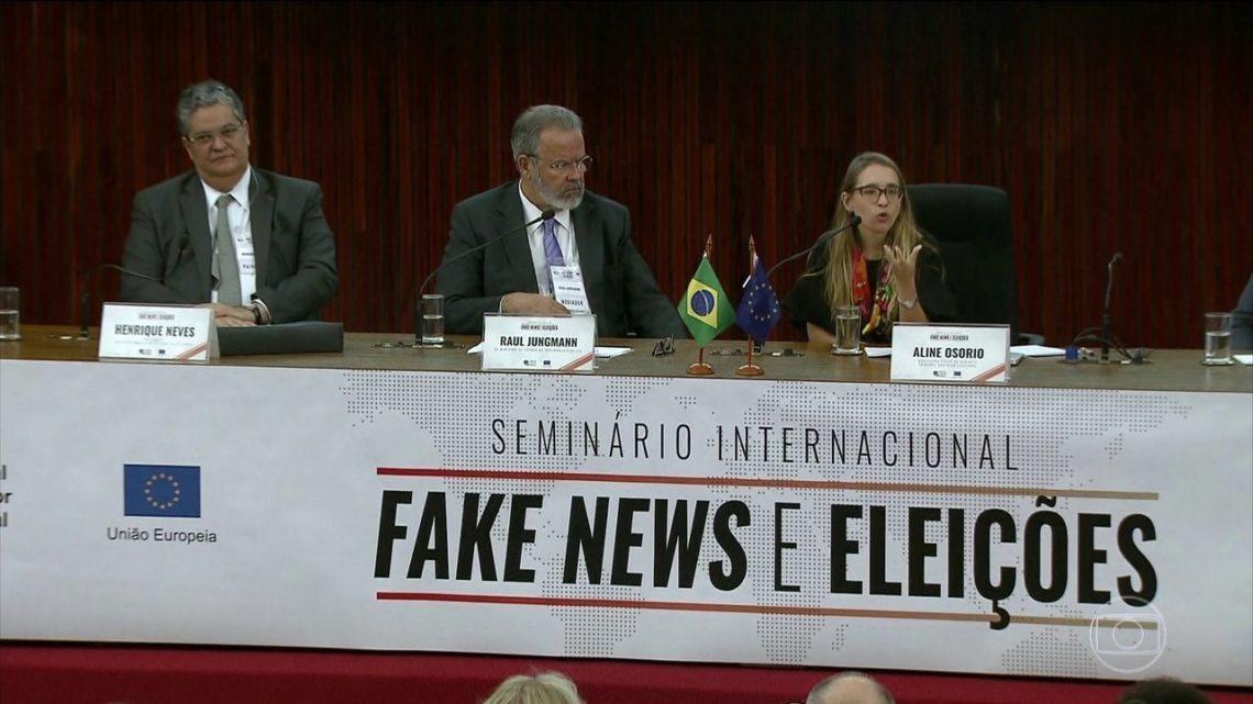 Seminário no TSE discute meios de combater informações falsas sem ferir liberdade de expressão