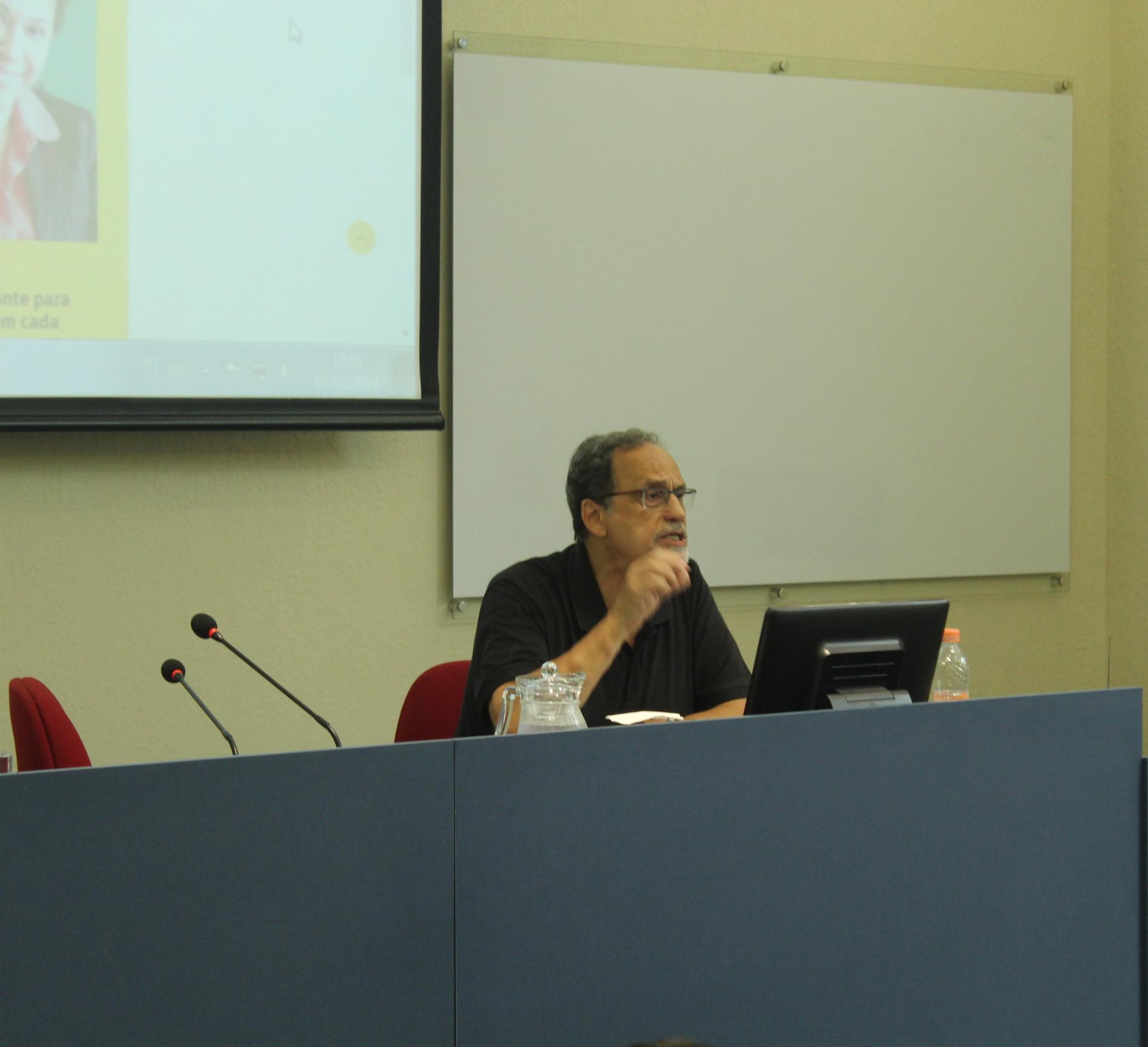 Celso Napolitano, presidente da Fepesp.