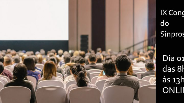 Sinprosasco convoca todos os professores da base para seu IX Congresso