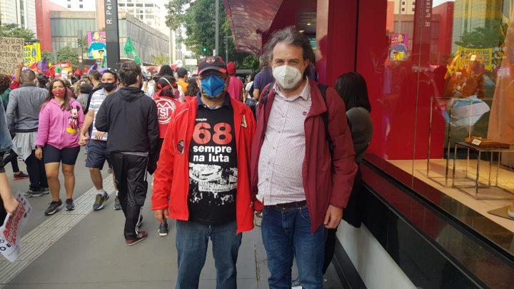 Imprensa Internacional noticia as manifestações deste sábado, 3