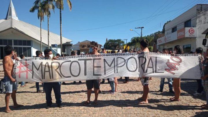 Marco temporal e a questão indígena em pauta