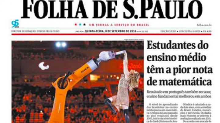 Presente Dia do Professor: assinatura grátis da Folha
