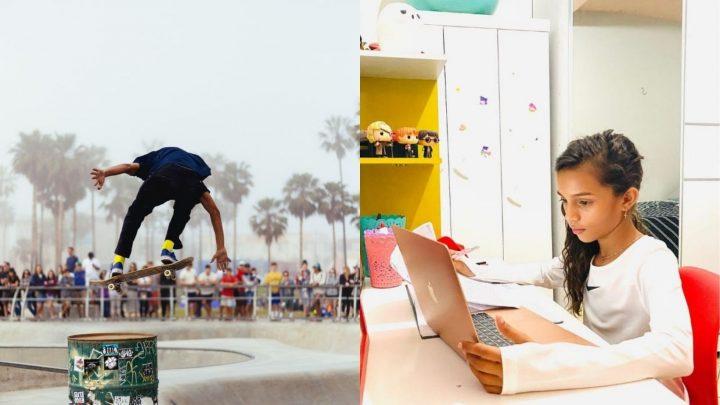 Transformação de muitos atletas olímpicos ocorre na escola